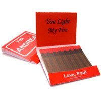 Romantic Matchbook