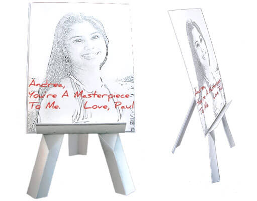 You're A Masterpiece Paper Craft Easel