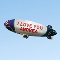 Blimp Message
