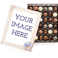 Custom Photo Box Chocolates