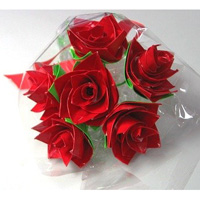Duct Tape Roses Romantic Fun Gifts