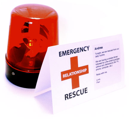 Emergency Rescue Romantic Idea