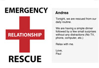 Emergency Rescue Note