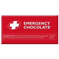 Emergency Chocolate Bar