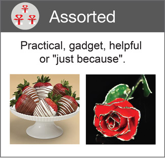 Romantic Gifts - Assorted Gifts