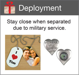 Romantic Gifts - Deployment Gifts