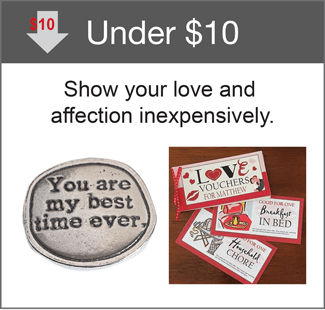 Romantic Gifts - Gifts Under $10