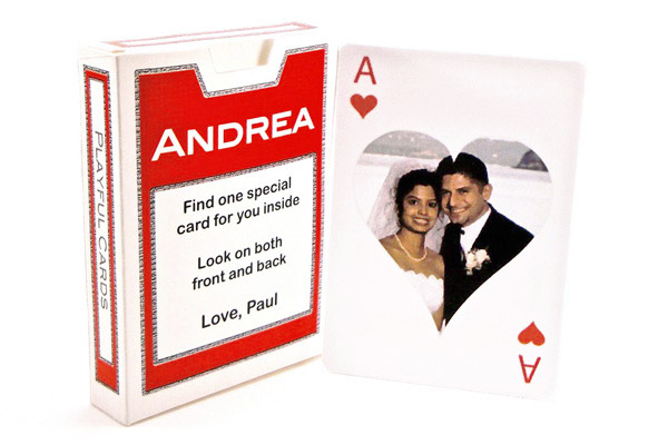 In The Cards Personalized Papercraft