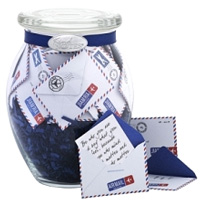 KindNotes Special Delivery Jar of Notes