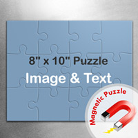 Personalized Magnetic Photo Puzzle