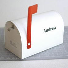 Mini Mailbox 19 special delivery