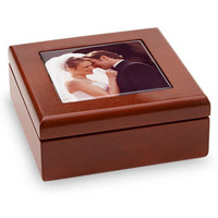 Deployment Gifts Photo Keepsake Box