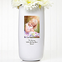 Photo Sentiments Vase