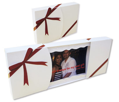 Photo Box Gift Big