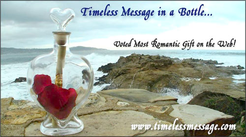 Give a Message of Love that is Timeless