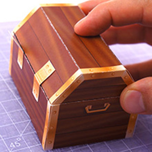 Treasure Chest add top