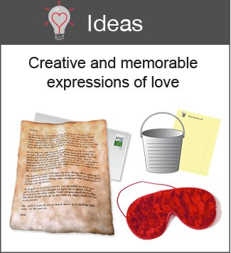Creative Romantic Gift Ideas - Ideas Home