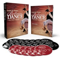 Learn And Master Ballroom Dance DVD