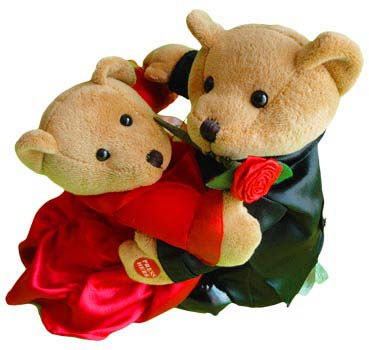 Learn To Dance Teddies
