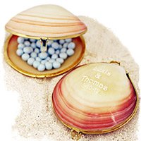 Personalized Tiger Clam Shell Box