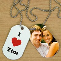 Photo Dog Tags