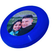 Personalized Photo Frisbee