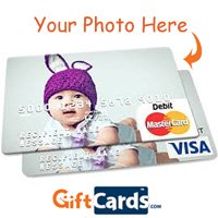 Create your own GiftCards.com Gift Card On Demand