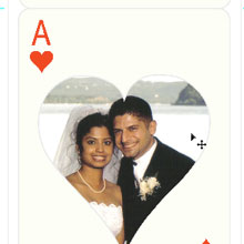 Playing Card Adjust Image