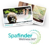 Assorted Romantic Gifts SpaFinder Gift Certificate