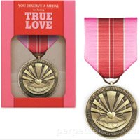 Deployment True Love Medal