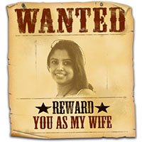 Wanted Poster Free Ecard