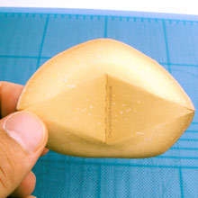 Paper Fortune Cookie Pull together
