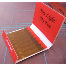 Romantic Matchbook7