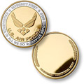 Romantic Deployment Gifts Military Coin