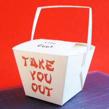 Take Out Box complete